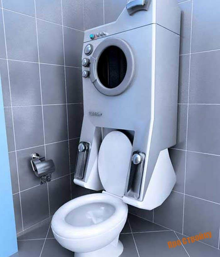 Дизайн ванной комнаты с туалетом 180 фото. Дизайн ...