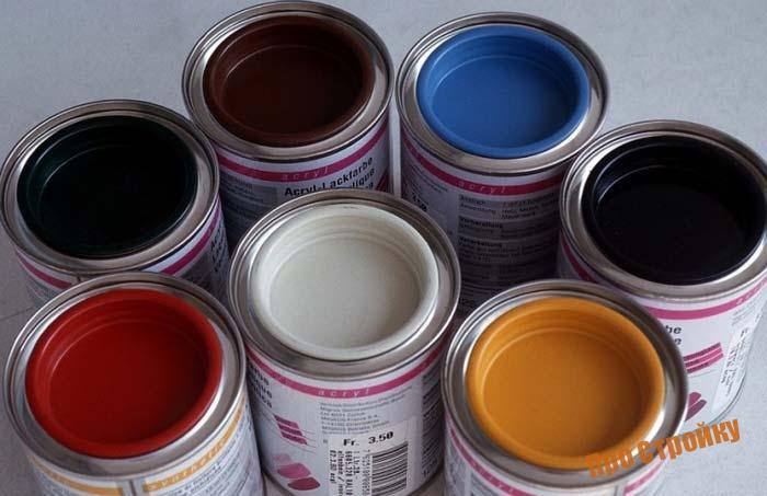 Можно ли красить оцинкованное железо и чем